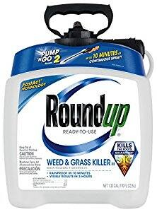 Roundup Pump-N-Go 170-oz Weed and Grass Killer $12.50 - Lowes