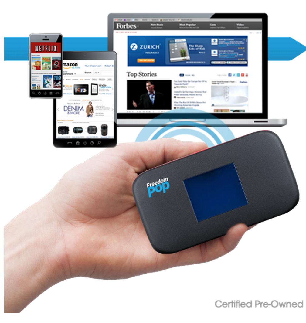 Freedompop Netgear Mingle LTE hotspot may be back $30 YMMV