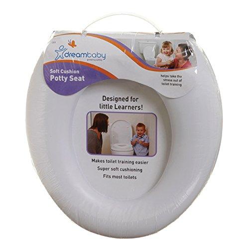 Dreambaby Soft Cushion Potty Seat, White $5