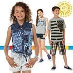 Kmart: Kids' Clothing = BOGO Free, Shoes for the Family = BOGO $1. (Store pickup, or FS after $59)