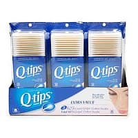 Drugstore.com Deal: Q-tips Cotton Swabs Triple Pack (1,875 total): $8 + FS w/ShopRunner