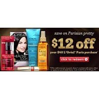 Drugstore.com Deal: L'Oreal Makeup/Cosmetics etc. ~$50 for ~$16 + Free Shipping @ Drugstore.com