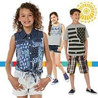 Kmart Deal: Kmart: Kids' Clothing = BOGO Free, Shoes for the Family = BOGO $1. (Store pickup, or FS after $59)