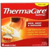 3-pack of ThermaCare Air-Activated Neck, Wrist, & Shoulder Pain Therapy Heat wraps: $  8.50 @ Amazon s&s