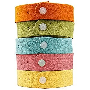 7-pack Mosquito Repellent Bracelets: $1.84 @ Amazon (Prime Shipping)