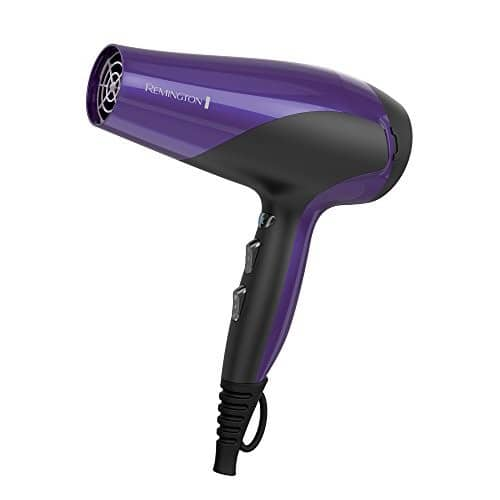 Remington D3190A Damage Control Ceramic Ionic Hair Dryer: $8 @ Amazon (add-on) $7.94