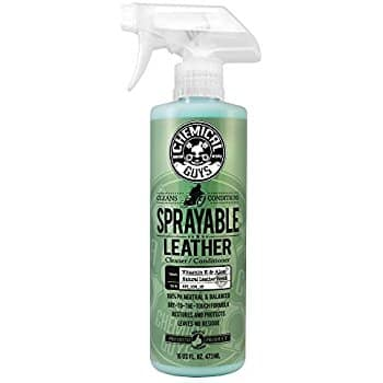 Chemical Guys Sprayable Leather Cleaner/Conditioner (16oz): $10 or less @ Amazon s&s $9.99