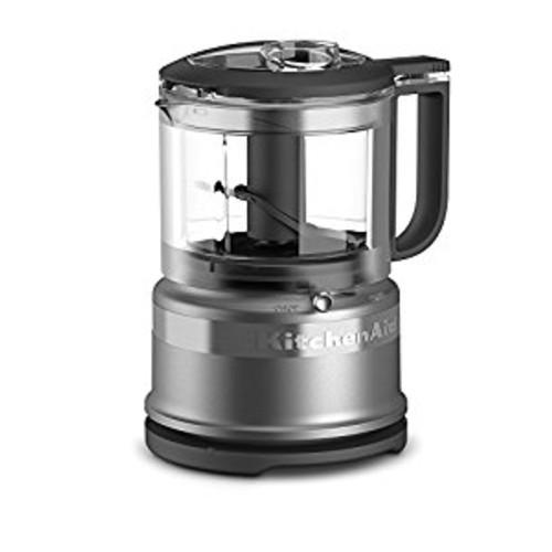 KitchenAid KFC3516CU 3.5 Cup Mini Food Processor [Silver]: $30 @ Amazon $29.99