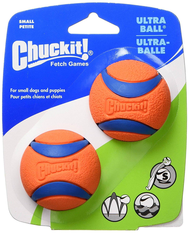 2-pk Petmate Chuckit! Ultra Balls (for small dogs): $2.19 @ Amazon
