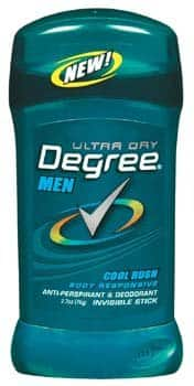 6-pk Degree Men Antiperspirant Deodorant [Cool Rush]: $7 + FS @ Amazon S&S $7.01