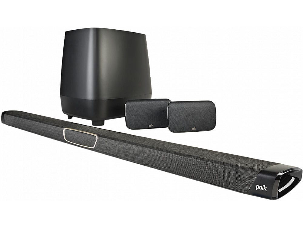 Polk Audio Magnifi Max SR 5.1 Soundbar, $369.95 w/ Free Shipping