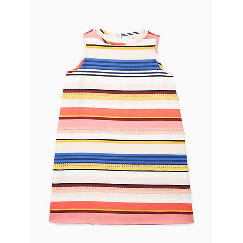 Toddlers' Berber Stripe Shift Dress $66.00