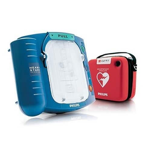 $879 for Philips HeartStart Home Defibrillator - Amazon Deal of the Day - $320 off original price