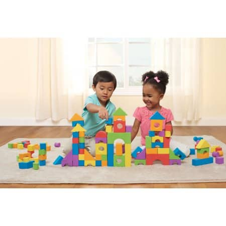 Spark Foamblocks 150 Pcs Foam building blocks $6.99 +free store pickup at walmart