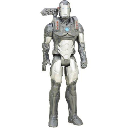 "Marvel Titan Hero Series Marvel's War Machine 12"" Figure $2.97  and more starting from $2.47+free store pickup at walmart"