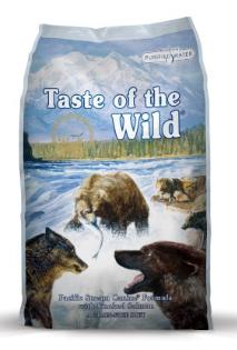 Taste of the Wild Smoked Salmon grain free dog food 30lb for $35
