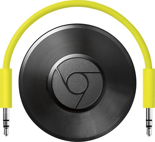 Google Chromecast Audio for whole-house audio system as low as $22.16 + Free Delivery