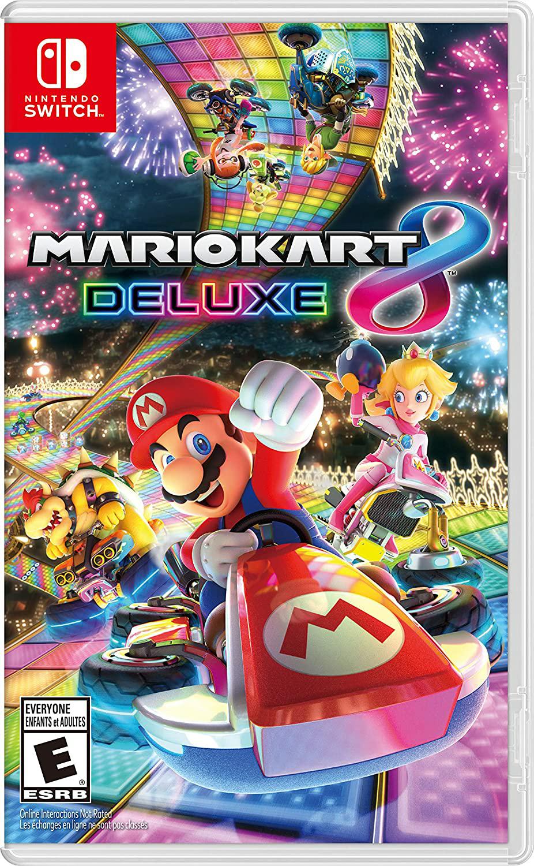 Mario Kart 8 Deluxe - 44.99