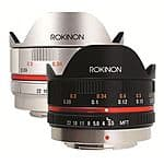eBay Rokinon 7.5mm Fisheye for M4/3, $199 shipped