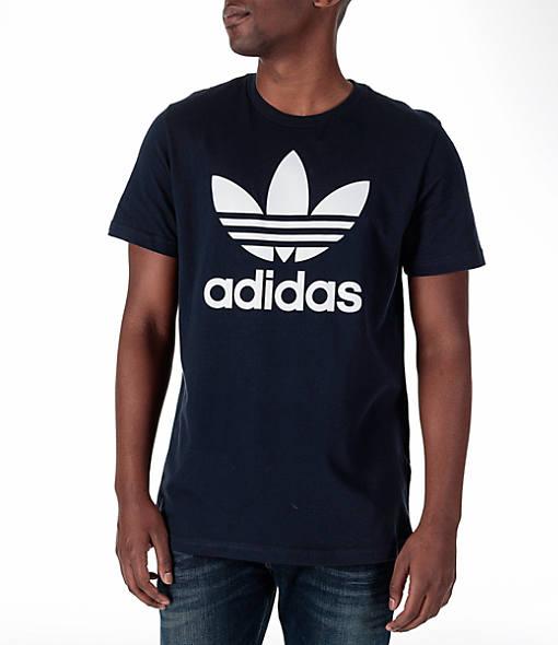 Finishline $7.49 T-Shirts Nike Dry Swoosh Training T-Shirt, Nike Droptail Swoosh T-Shirt, adidas Originals Trefoil T-Shirt