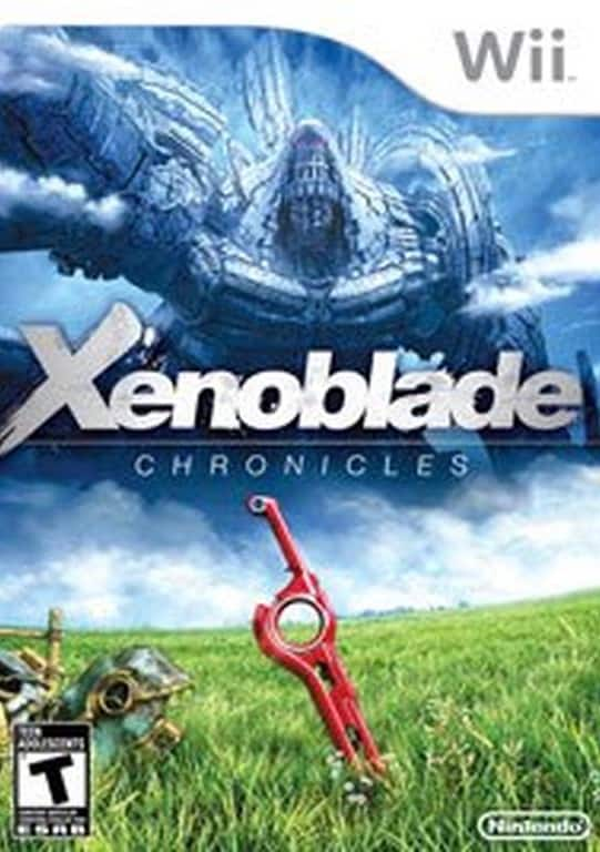Xenoblade Chronicles (used) 50% off $19.99
