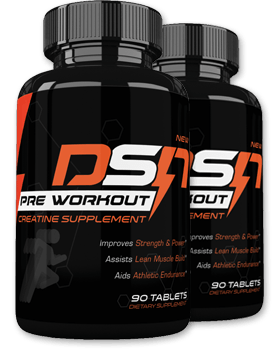 FREE One month trial of Dynastorm Pre-Workout and Post workout (pay S&H)