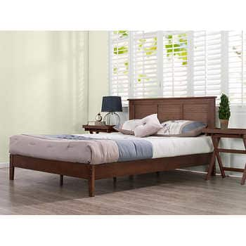 Costco Blackstone Elite Kerrigan Queen Panel Bed Frame 199 99