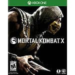 Mortal Kombat X (Xbox One & PS4) $39.99 (or less with Discover CB) at Gamestop w/ free site-to-store