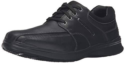 Clarks Men's Cotrell Walk Shoes (Black, Brown) $24.50 + Free Shipping w/ Prime or on orders $25+