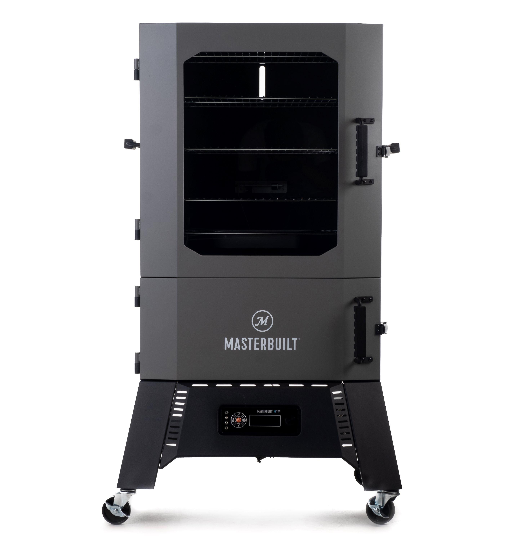 """40"""" Masterbuilt MB20060321 Digital Charcoal Smoker (Gray) $202.44 + Free Shipping"""