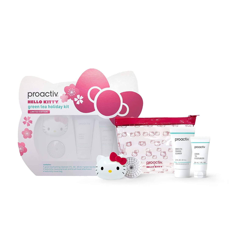 4-Piece Proactiv Hello Kitty Green Tea Holiday Kit $13.53 w/ S&S + Free Shipping w/ Prime or $25+