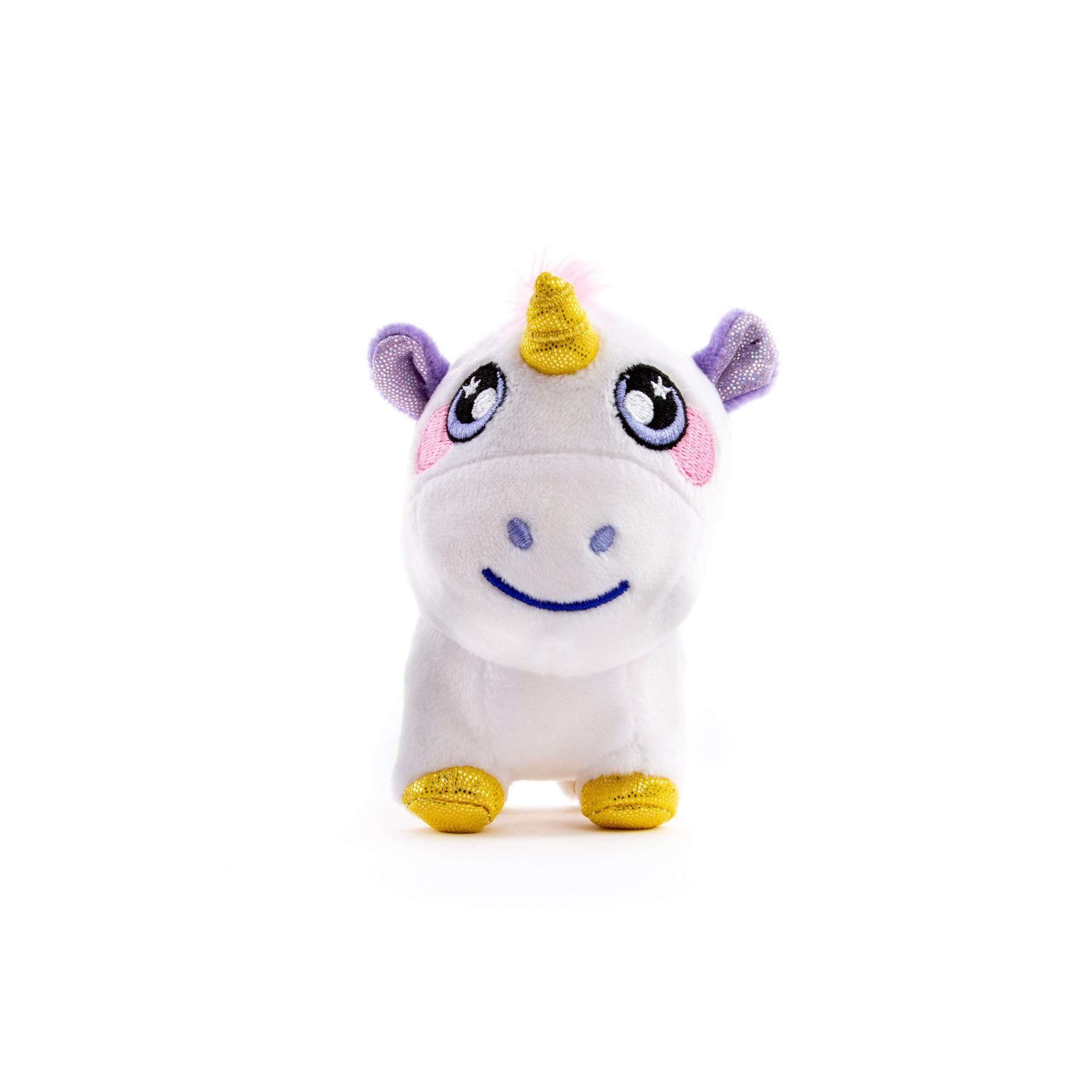 Squeezamals 3Deez Slow-Rise Foam Stuffed Animal (Unicorn-Nana) $3.88 & More + Free Shipping w/ Walmart+ or FS on $35+