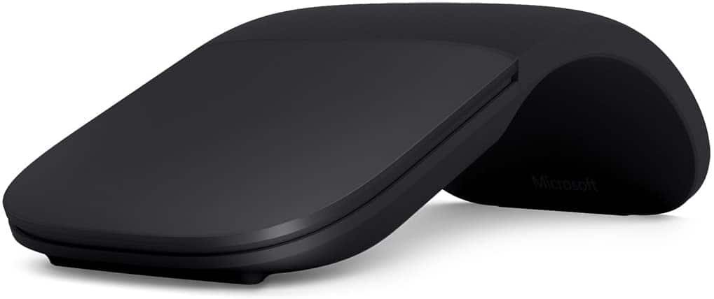 Microsoft Arc Mouse (ELG-00001, Black) $35 + Free Shipping