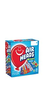 Airheads Candy, Individually Wrapped Full Size Bars (36 bars) $4.51 and Up at Amazon