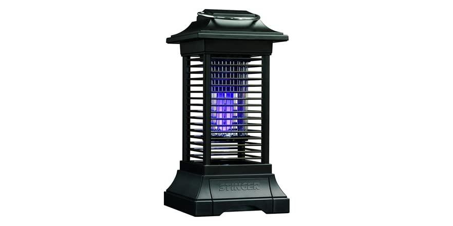 Stinger BKC90 Portable, Cordless, and Rechargable Bug Zapping Lantern, Black $21.99 at Woot