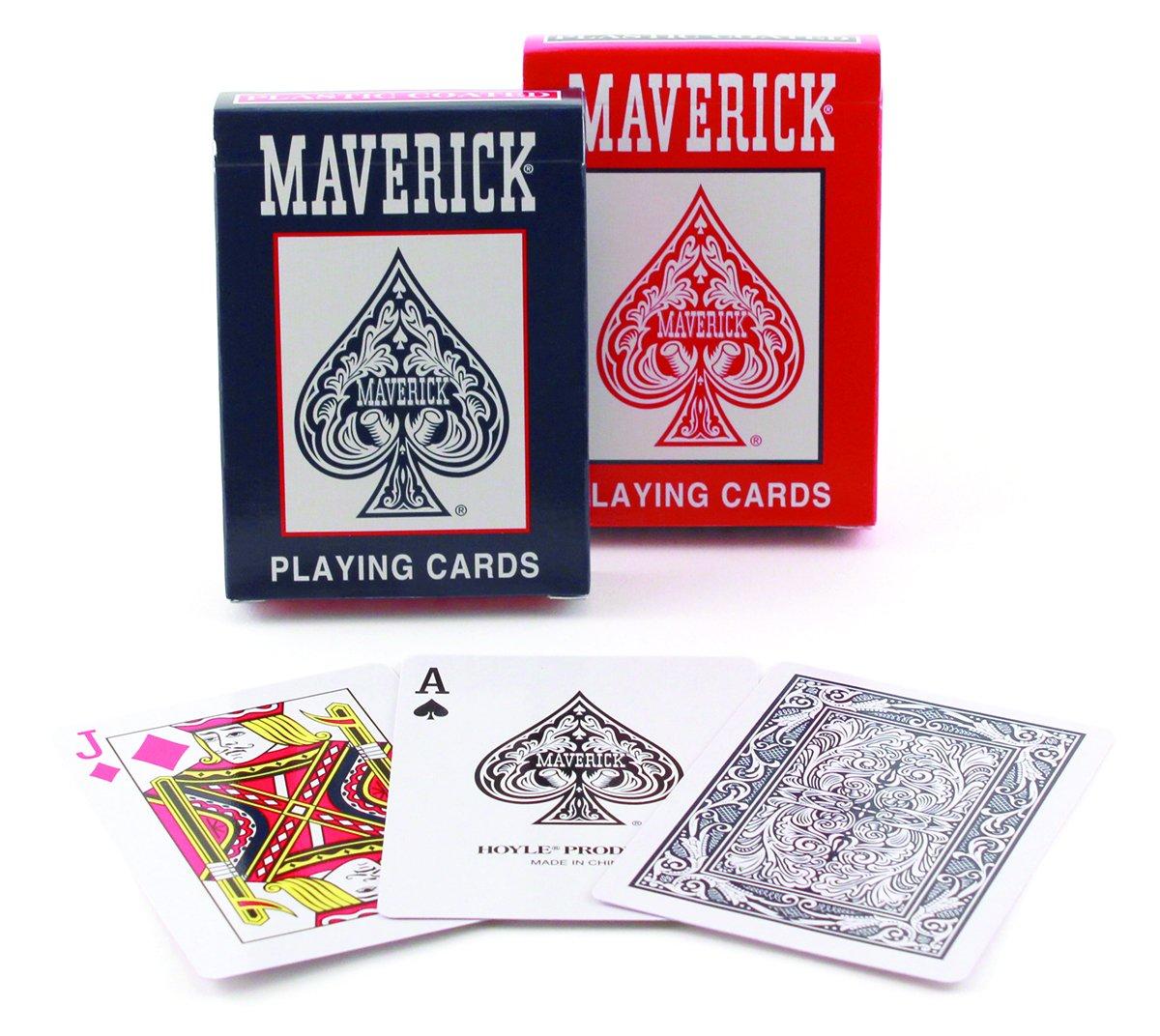 Maverick Standard Index Playing Cards, 1 CT $0.88 at Amazon