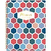 Daily Planner From July 2020-June 2021 (8''x9.75'') $4 + Free Shipping w/ Prime or on $25+