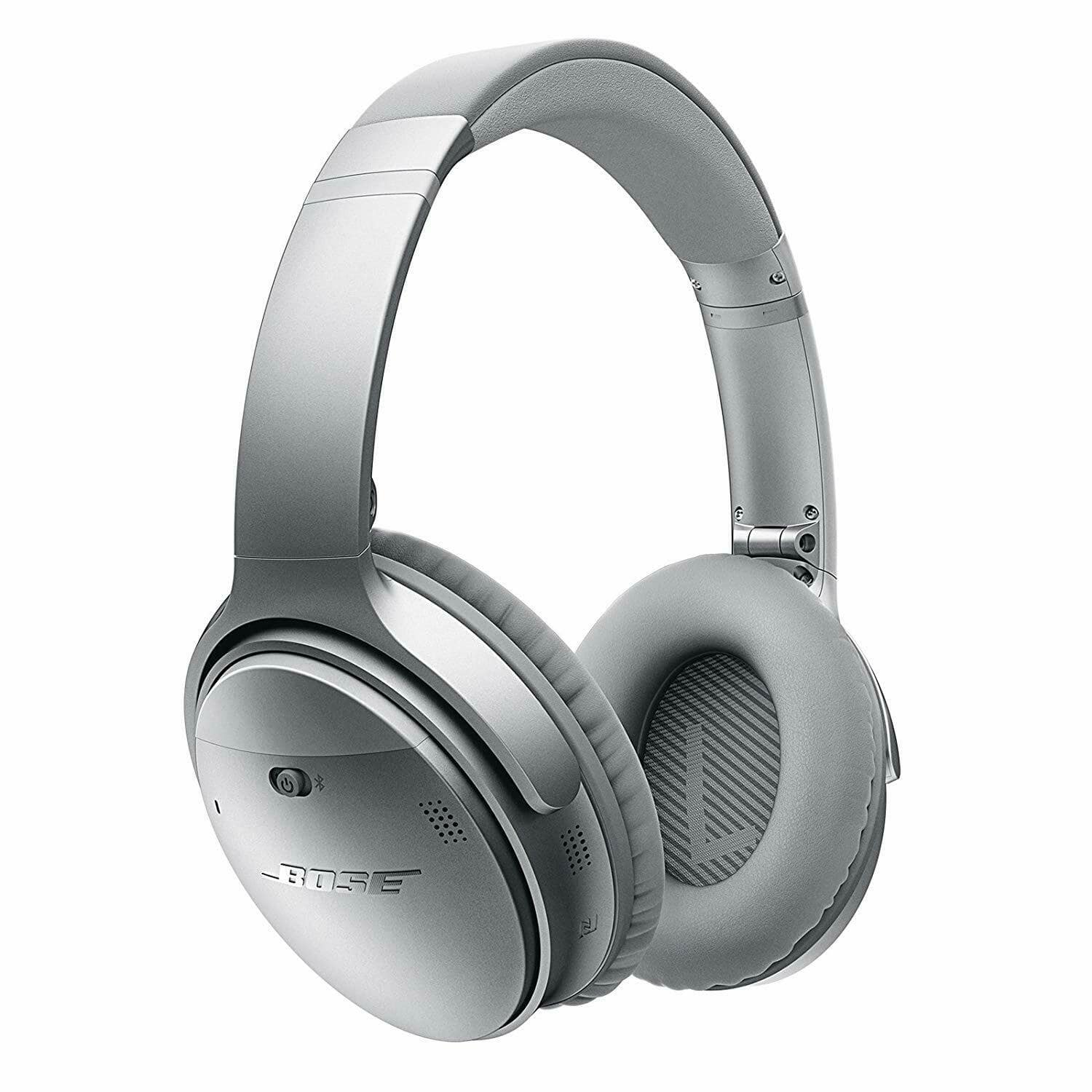 Bose QuietComfort 35 Series I Wireless Headphones (Silver) $170 + Free Shipping