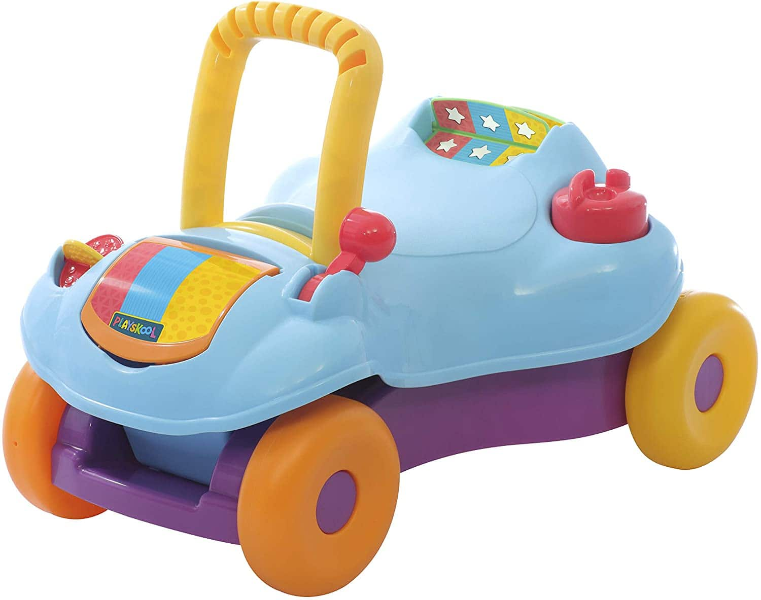 2-in-1 Playskool Step Start Walk 'n Ride Active Ride-On and Walker Toy $22.10 + Free Shipping w/ Prime or on orders $25+