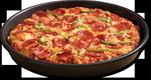 Free Domino's Medium 2-topping pizza (7/27/15 @ 3pm ET)