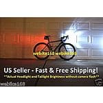 Complete Bike LED Light Set for $9.68 with Free Shipping!