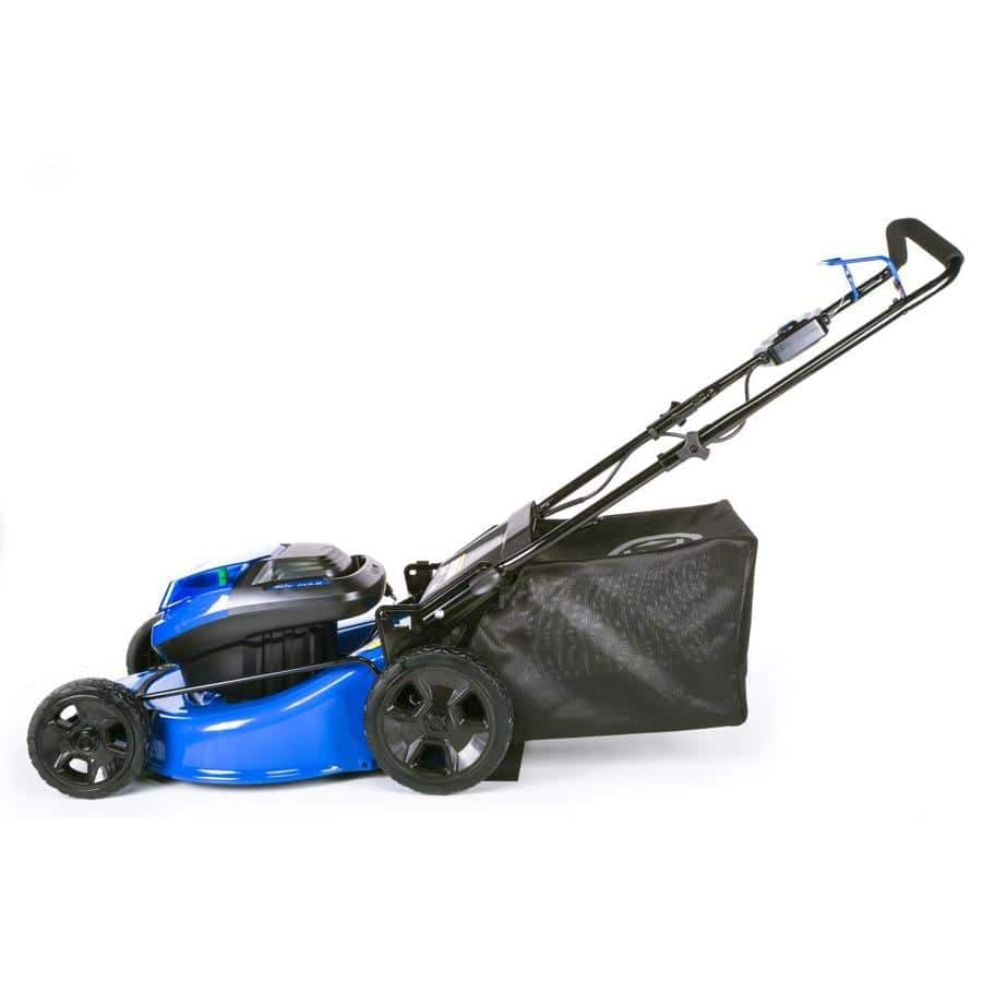 Kobalt 40-volt Max Brushless Lithium Ion Push 20-in Cordless Electric Lawn Mower $249 + Free shipping