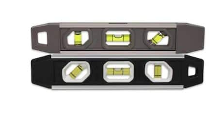 Johnson Level 9-in Magnetic Torpedo Level (2-Pack) $4.98 was $9.98