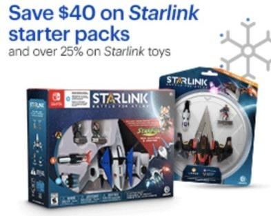 Best Buy Black Friday: Starlink Starter Packs - $40 Off