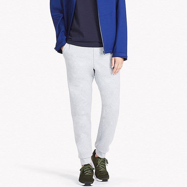 Uniqlo Men Blocktech fleece pant 50% off $14.9