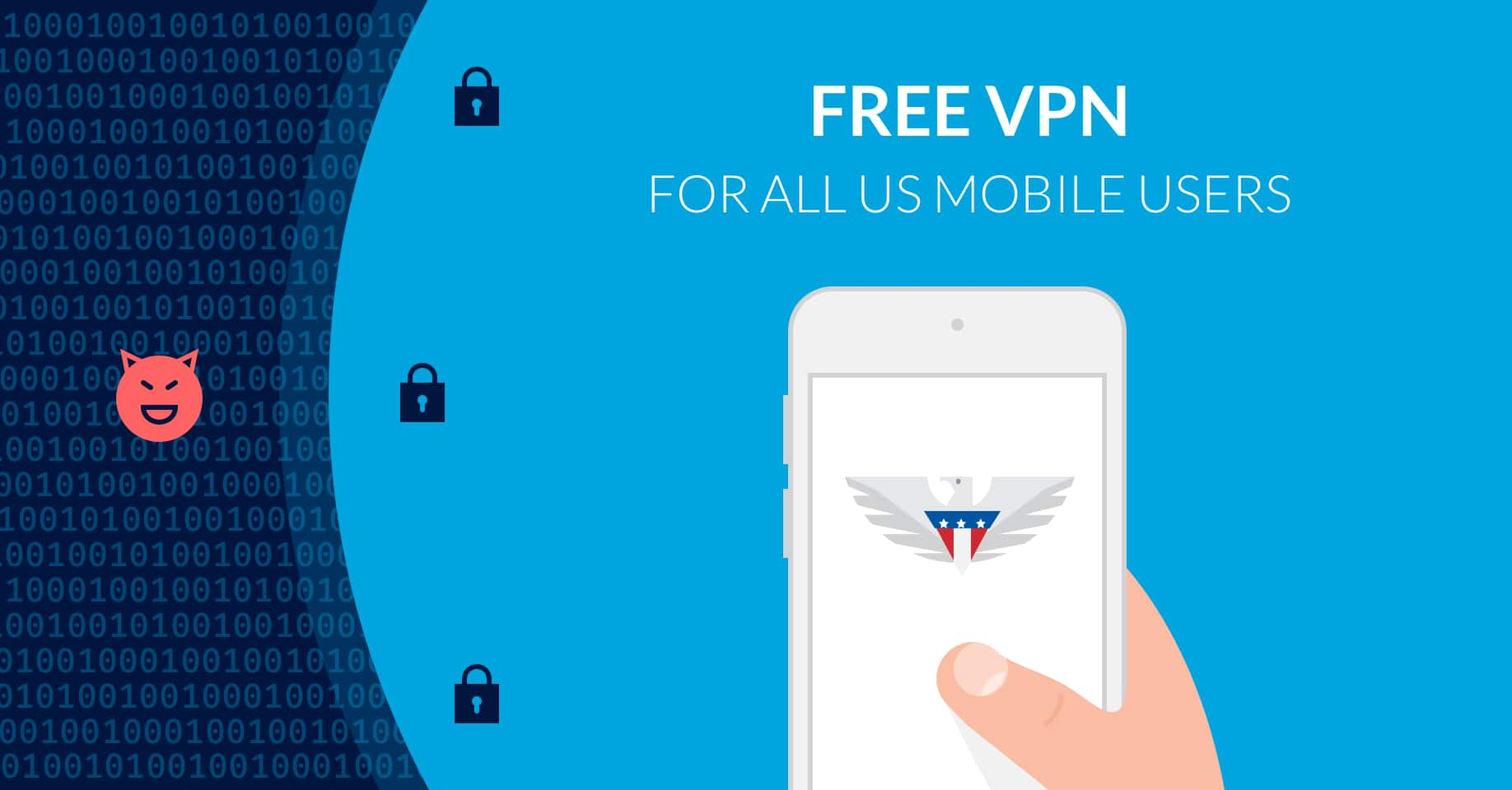 100GB/mo  VPN through WindScribe for US Mobile Customers