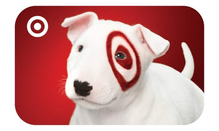 BY INVITATION: $20 Target eGift Card for $10 at Groupon YMMV - Check Email for Link