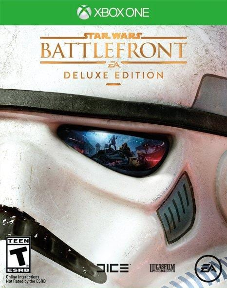 Star Wars Battlefront: Deluxe Edition for XBOX One & PS4 - $19.99 @ Gamestop