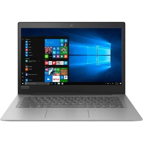 "Lenovo - 14"" Laptop - Intel Celeron - 2GB Memory - 32GB eMMC Flash Memory - Mineral Gray $149.99"