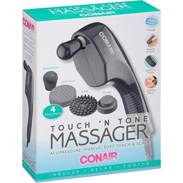 Conair Touch N Tone Massager $3.34